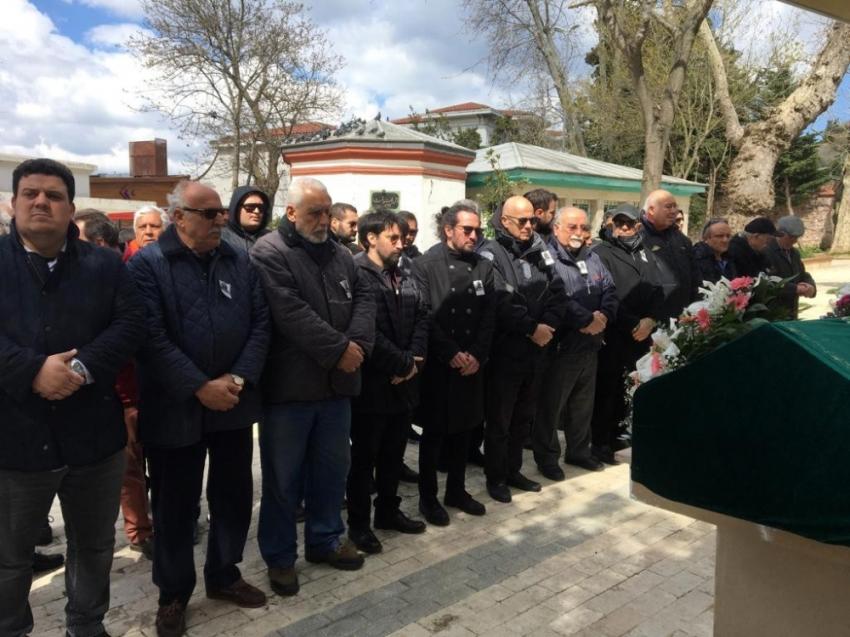 Barış Manço'nun babası Muhittin Kocataş'a veda