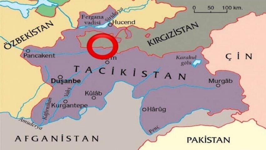 Kırgızistan-Tacikistan sırındaki çatışmada ölü sayısı 13'e yükseldi