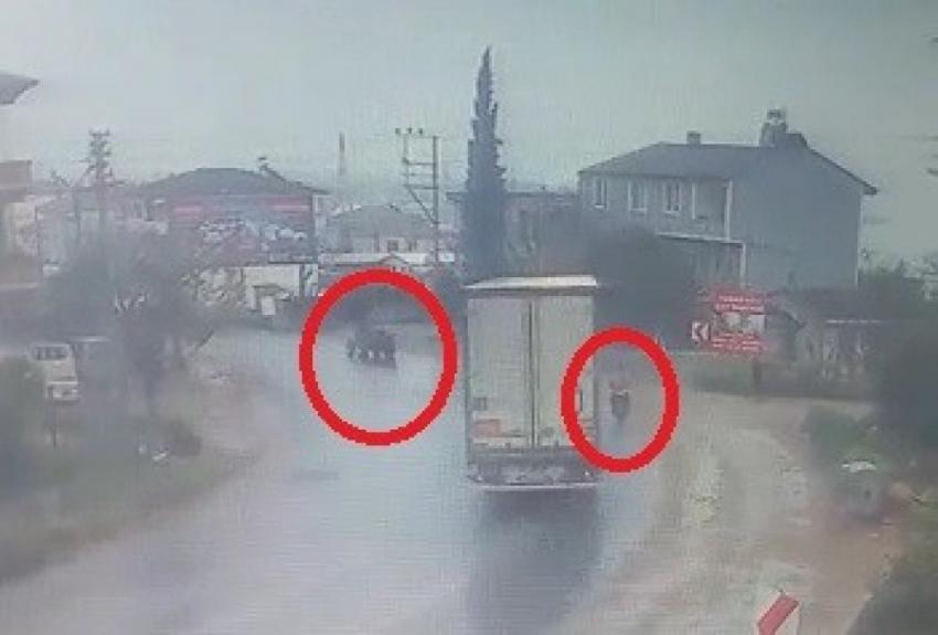 Bursa'da korkunç kaza! 1'i ağır 2 yaralı var