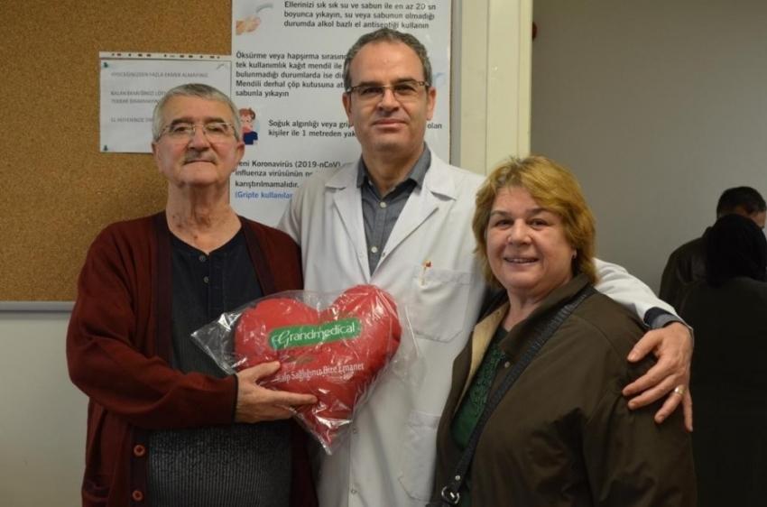 Kapalı kalp ameliyatıyla hastalar 24 saatte ayakta