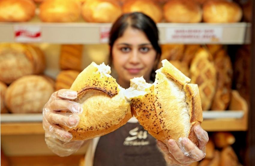 Yılda 2,5 milyar TL'lik ekmek çöpe atılıyor