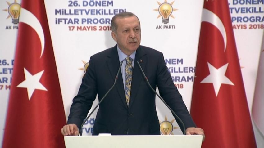 Erdoğan Galatasaray'ı kutladı