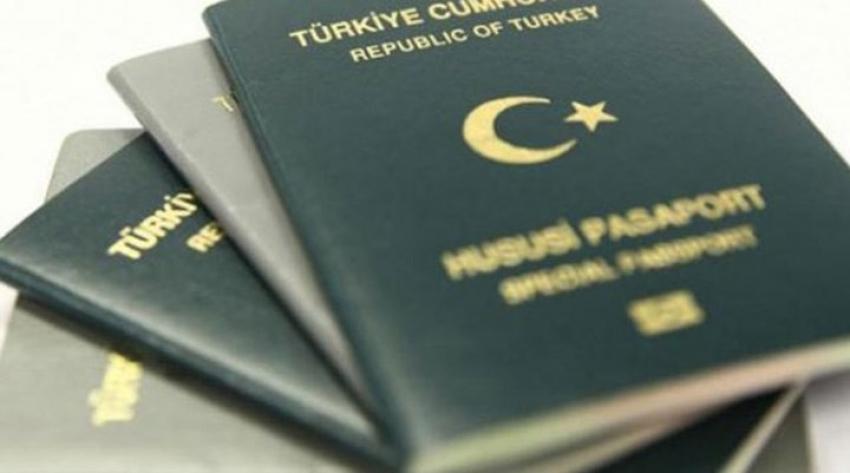 Gri pasaport genelgesi