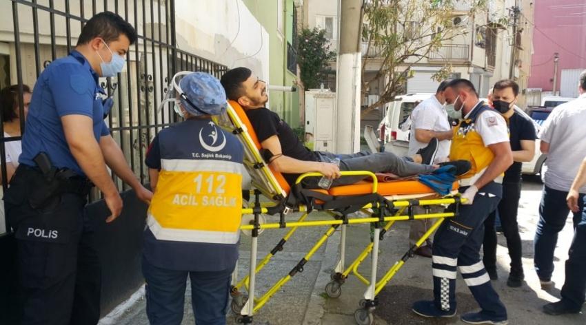 Bursa'da 6 kişilik gruba silahlı saldırı