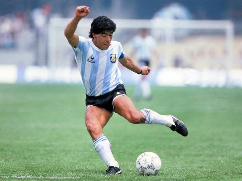 TFF'den Maradona kararı!