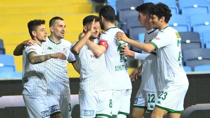Bursaspor en golcü sezonunu yaşıyor