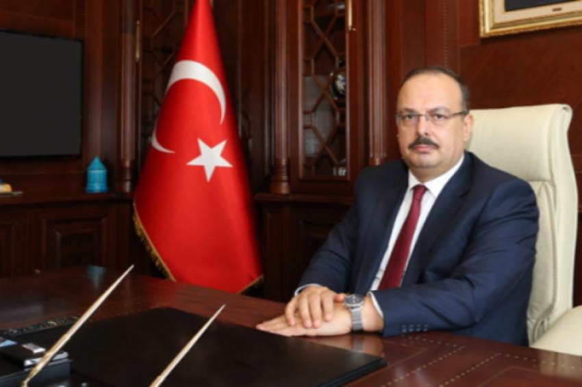 Bursa Valisi Canbolat'tan 10 Kasım mesajı