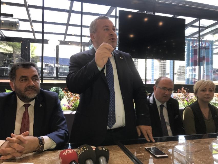 MHP'li Enginyurt: Erdoğan giderse Türkiye düşer