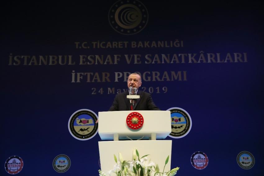 """""""İstanbul halkının oyuna halel gelmesine göz mü yummalıydık? """""""