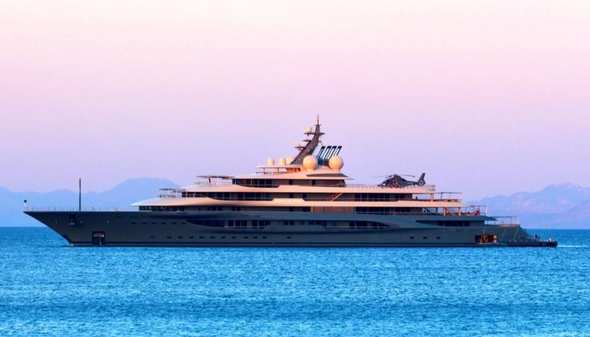 Dünyanın en zengini Muğla kıyılarında