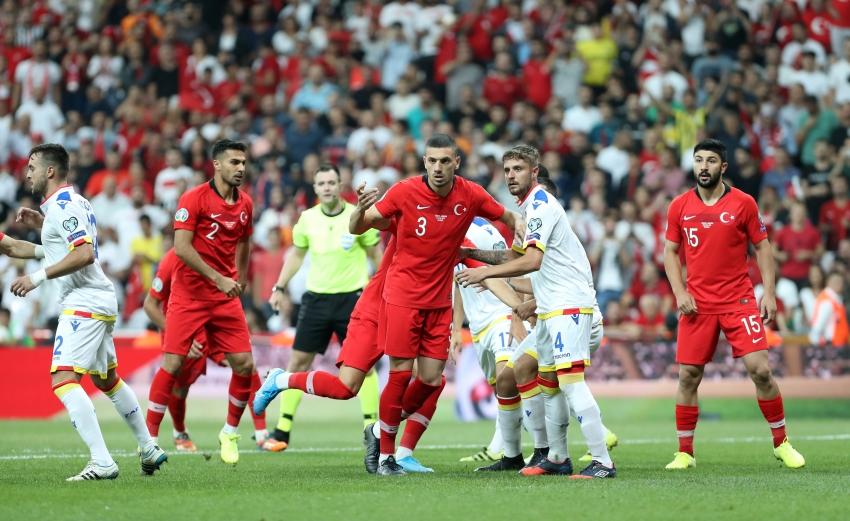 Türkiye 1-0 Andorra