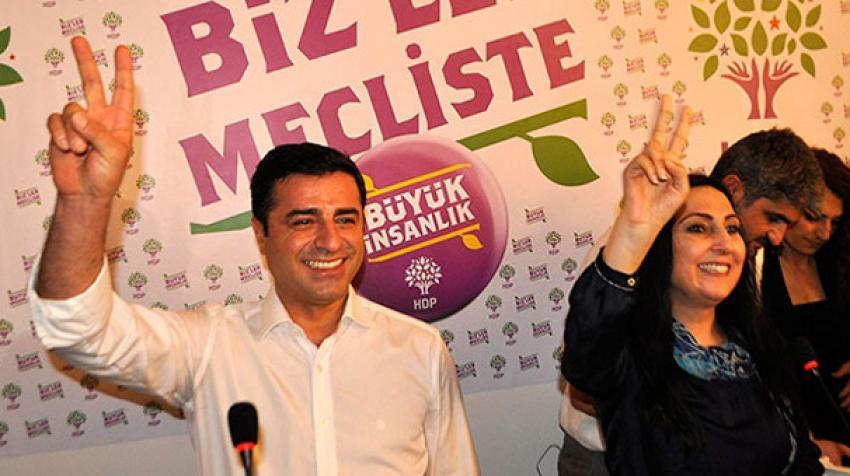 HDP'nin nerede kutlama yapacağı açıklandı