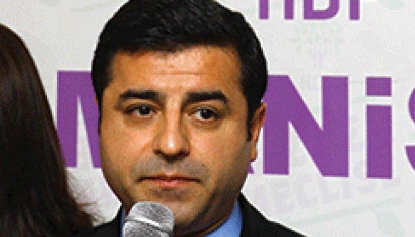 Demirtaş'tan çarpıcı PKK kongresi çıkışı!