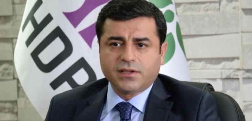 Demirtaş'tan Kobani açıklaması!