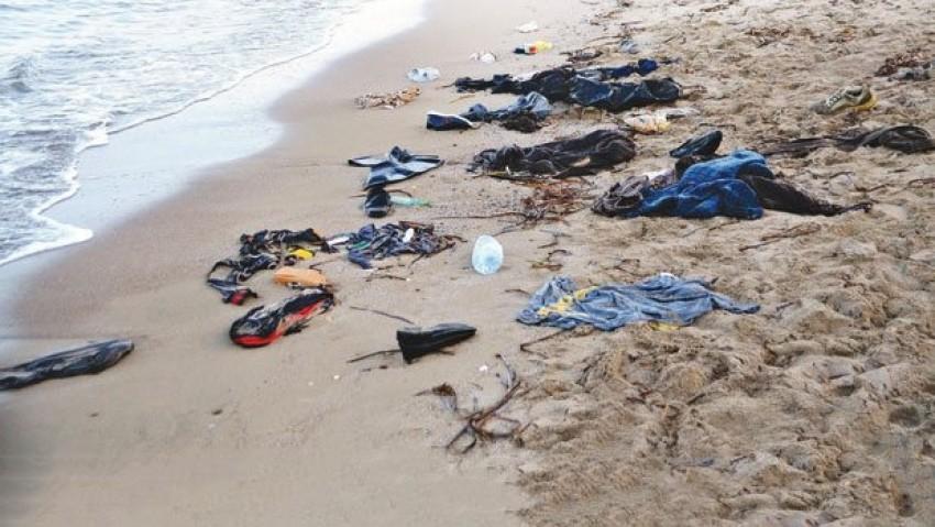 Libya açıklarında 28 mülteci ölü bulundu