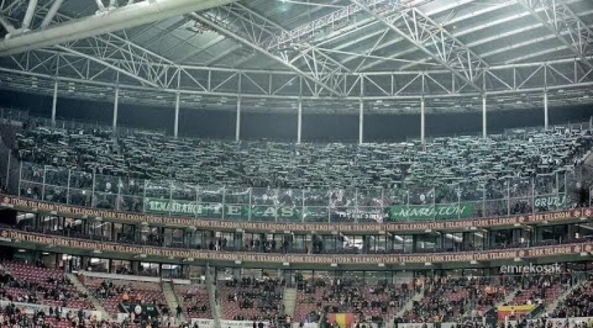 Galatasaray-Bursaspor maçı biletleri satışta