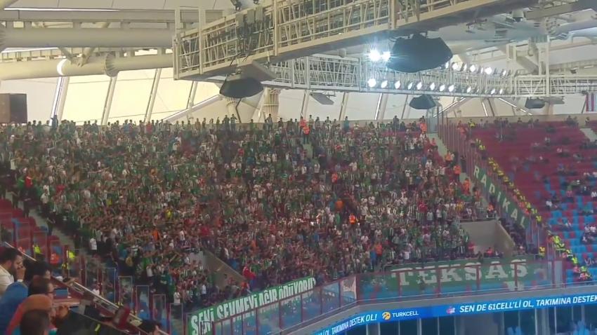 Trabzonspor maçı biletleri satışa çıktı!
