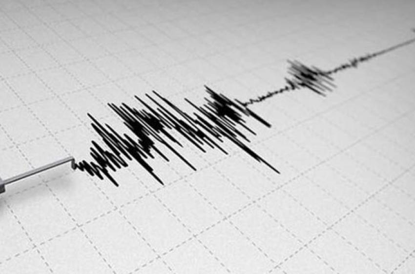 Bursa'da 3.3 büyüklüğünde deprem!