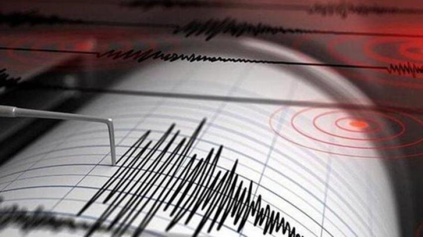 5.2 büyüklüğünde deprem