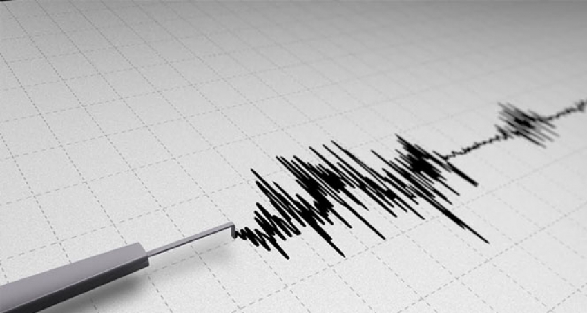 Şiddetli deprem...