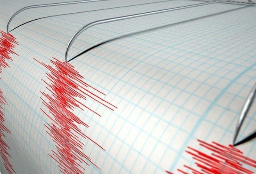 Komşuda korkutan deprem