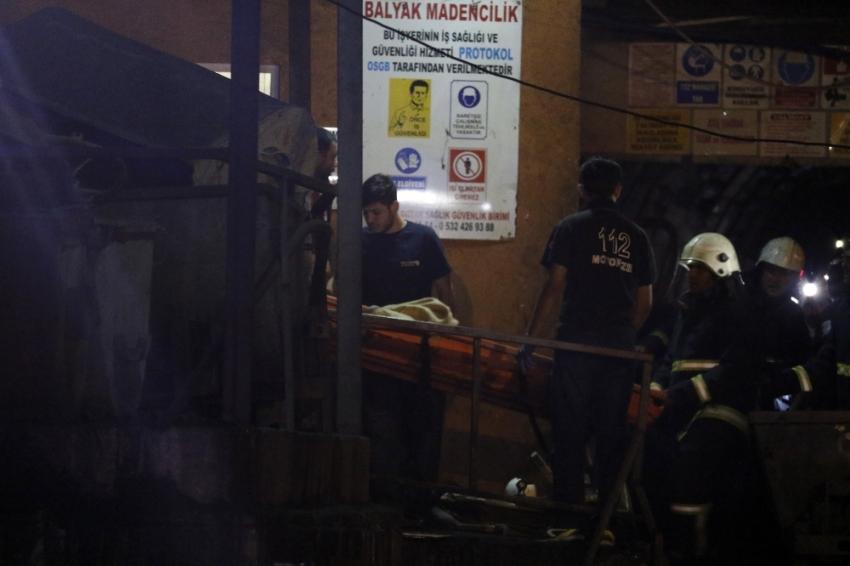 Kemer'deki maden kazasına 2 tutuklama
