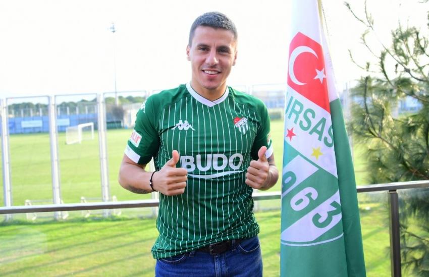 Kerem Can Akyüz Bursaspor'da!