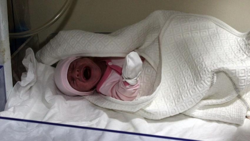Daha 2 aylık ama tüm organları ters!