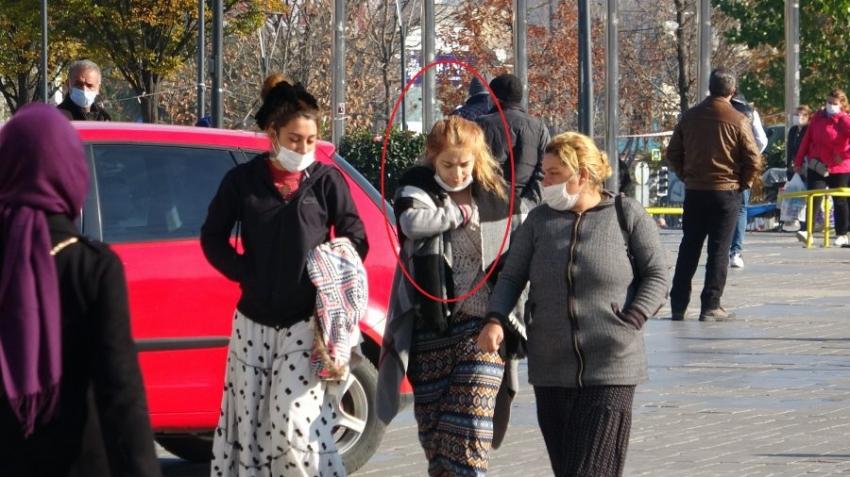 Bursalılar virüsle inatlaşmaya devam ediyor!