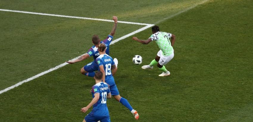Nijerya 2-0 İzlanda