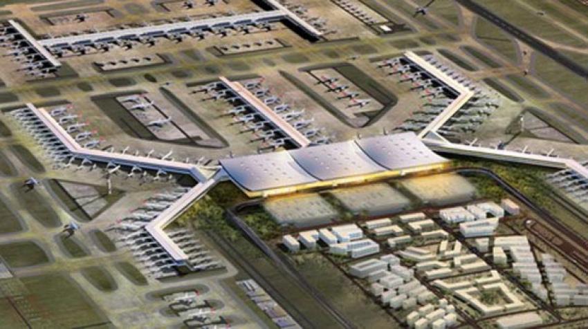 3. Havalimanında flaş gelişme