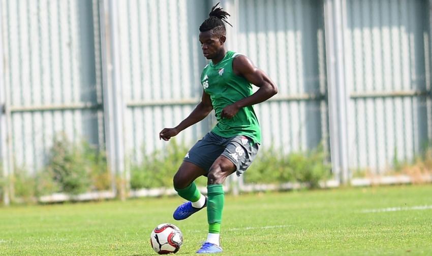 Mamadou Diarra'dan teşekkür