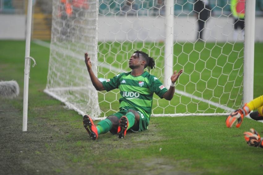 Bursaspor 2-3 Giresunspor