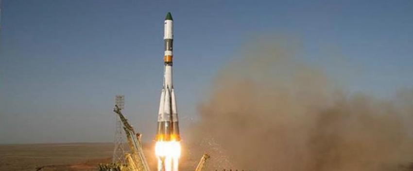 Rus insansız kargo aracı Progress uzaya fırlatıldı