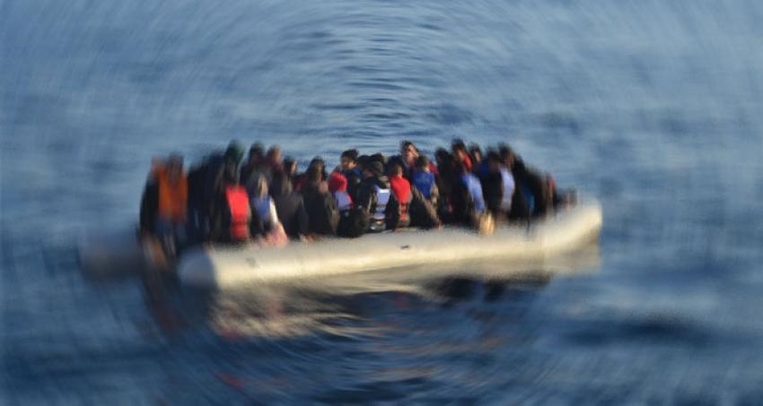 130 Suriyeli göçmen yakalandı