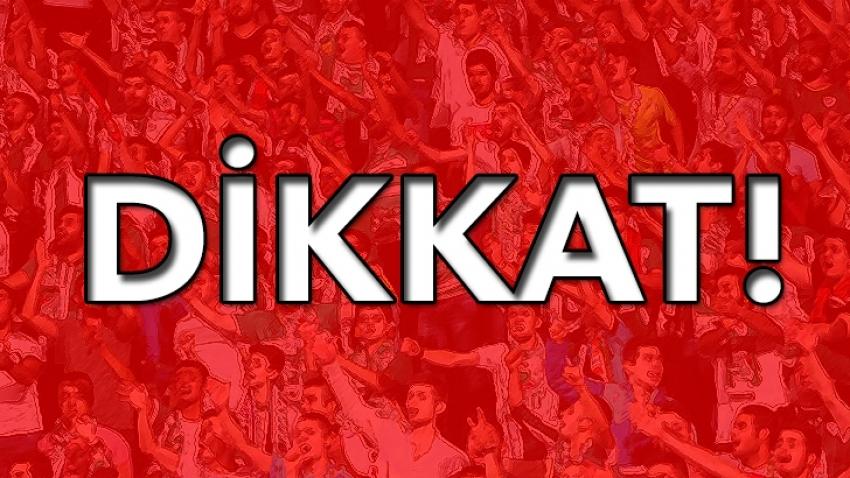 Fenerbahçe maçı öncesi şok yasak!