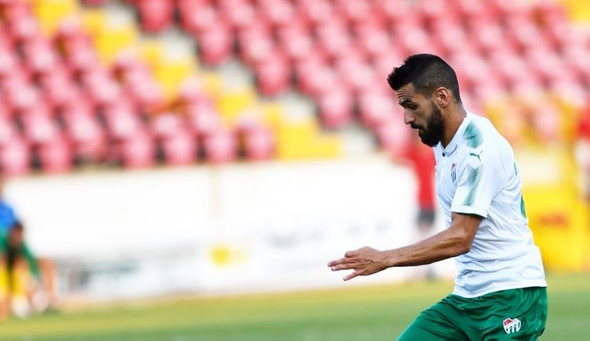 Afjet Afyonspor 0-1 Bursaspor