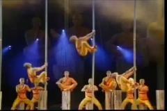 Direk dansını grup olarak yapmak!