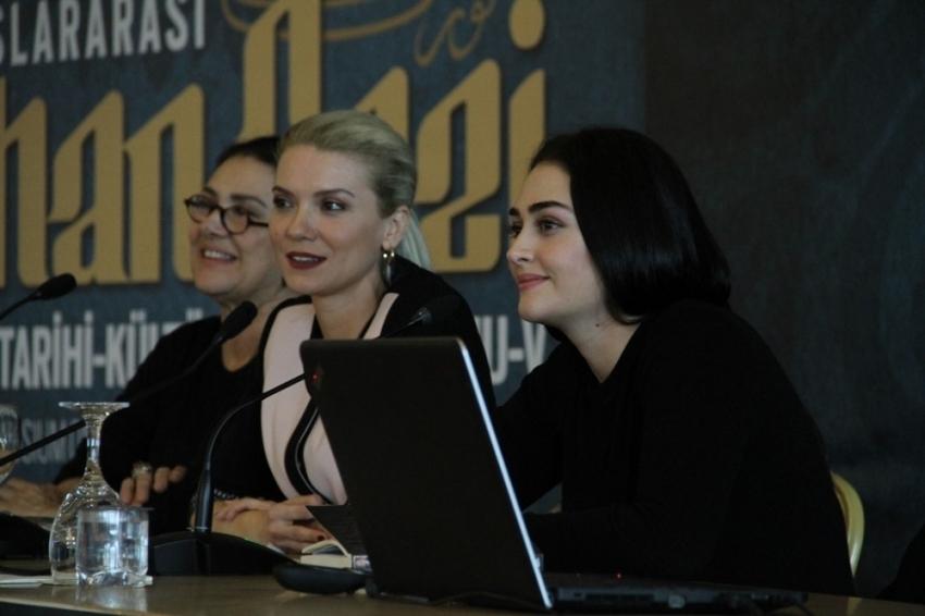 'Diriliş Ertuğrul' oyuncuları o dönemin kadınlarını anlattı