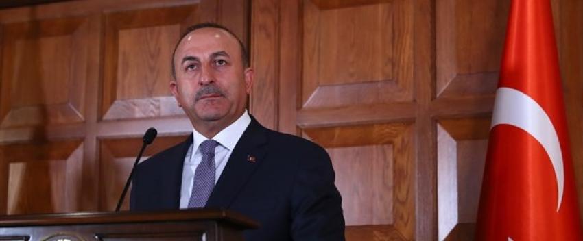 Çavuşoğlu'dan Rum kesimine tepki
