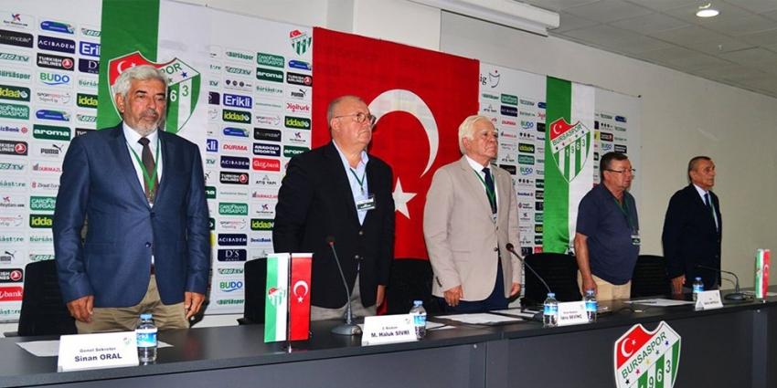 Bursaspor Divan Kurulu açıklama yayımladı