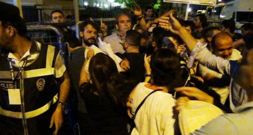 Diyarbakır'da 'sahte oy' iddiası gerginliği