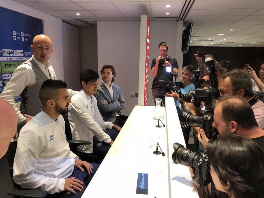 PSV Aziz Behich'i açıkladı!