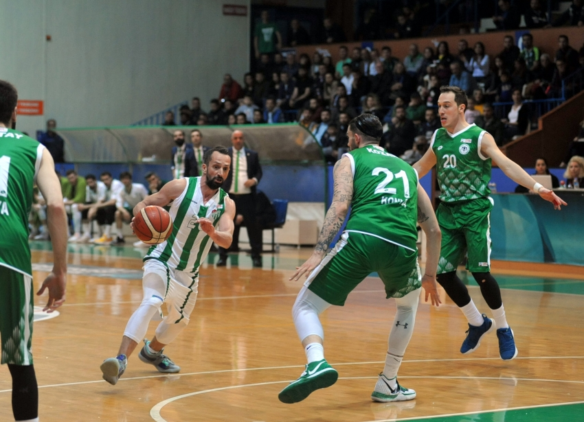 Bursaspor Basketbol-Konyaspor: 91-76