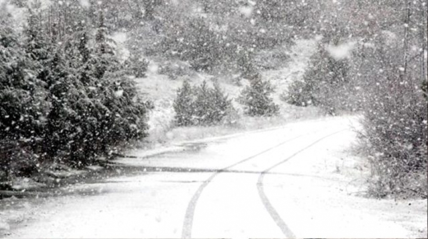 6 ilde kuvvetli kar yağışı bekleniyor