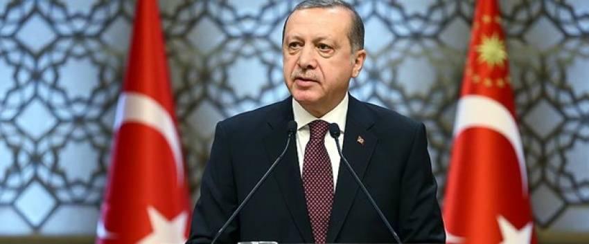 """Erdoğan'dan """"dolar"""" açıklaması"""