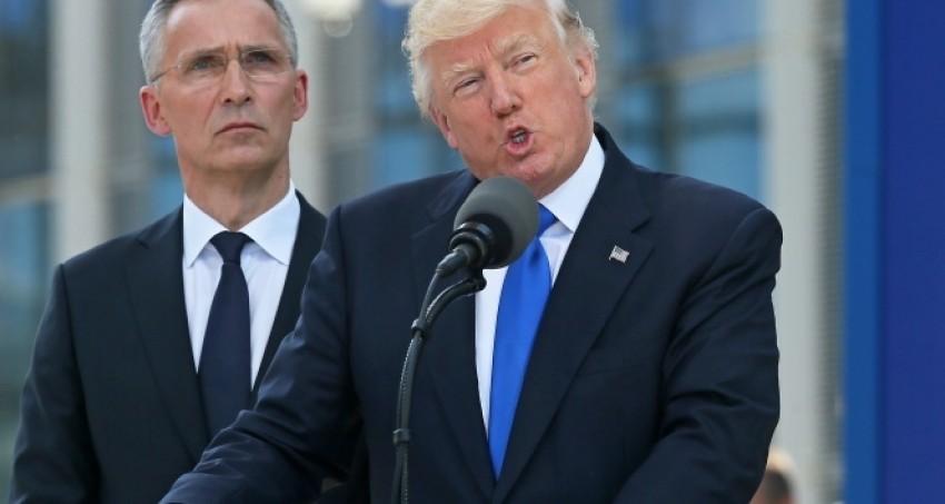 Trump'tan NATO Liderler Zirvesi'nde terör vurgusu
