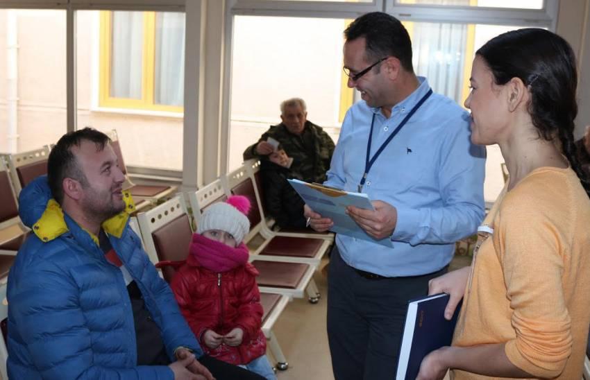 Bursa Dörtçelik'e 'Hasta Hakları Müdahale Ekibi'
