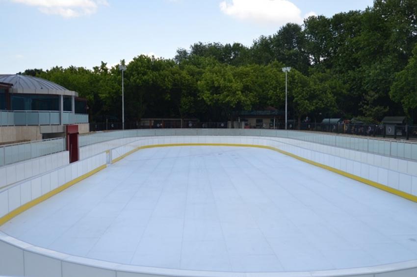 Kültürpark Buz Pisti açılıyor