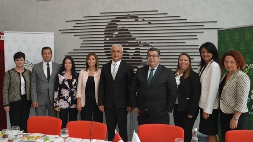 Bursa'ya Doğa Koleji'nden iki yeni yerleşke